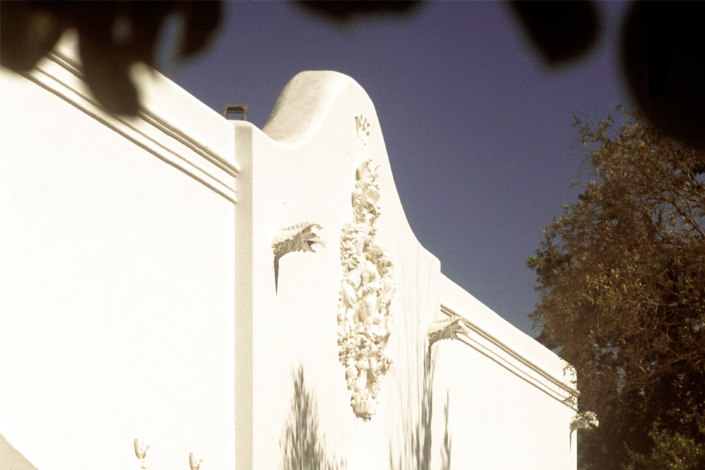 architecture of franschhoek
