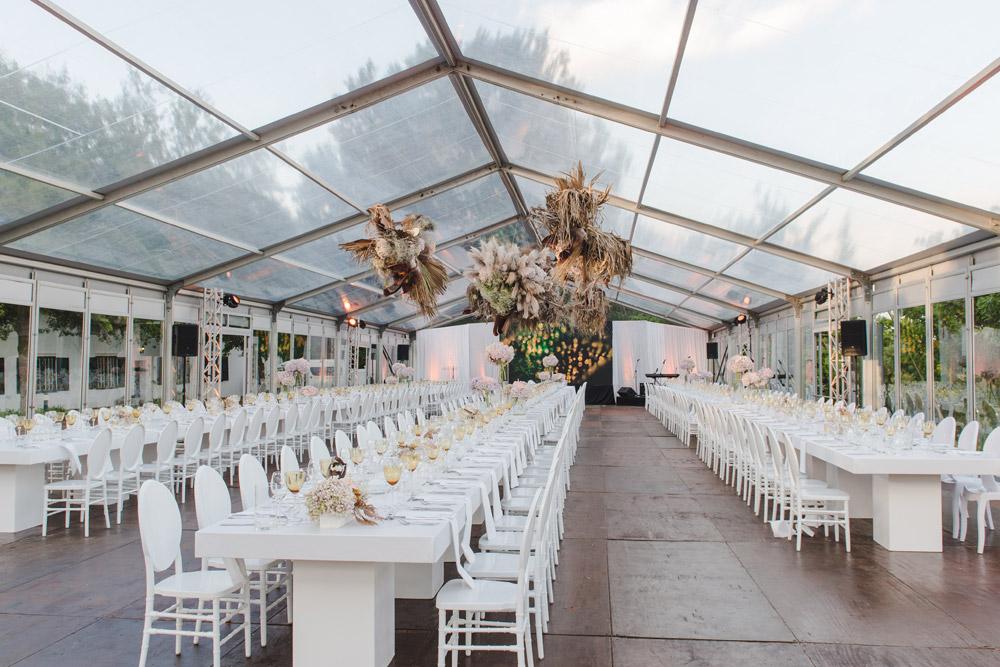 weddings in franschhoek winelands