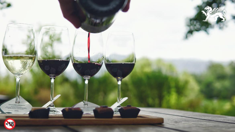 Sensational Wine and Treat Pairings at Plaisir de Merle